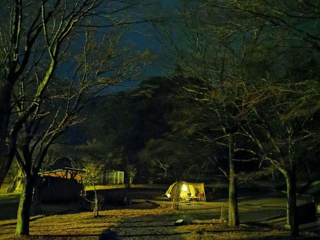 秋キャンプの注意点