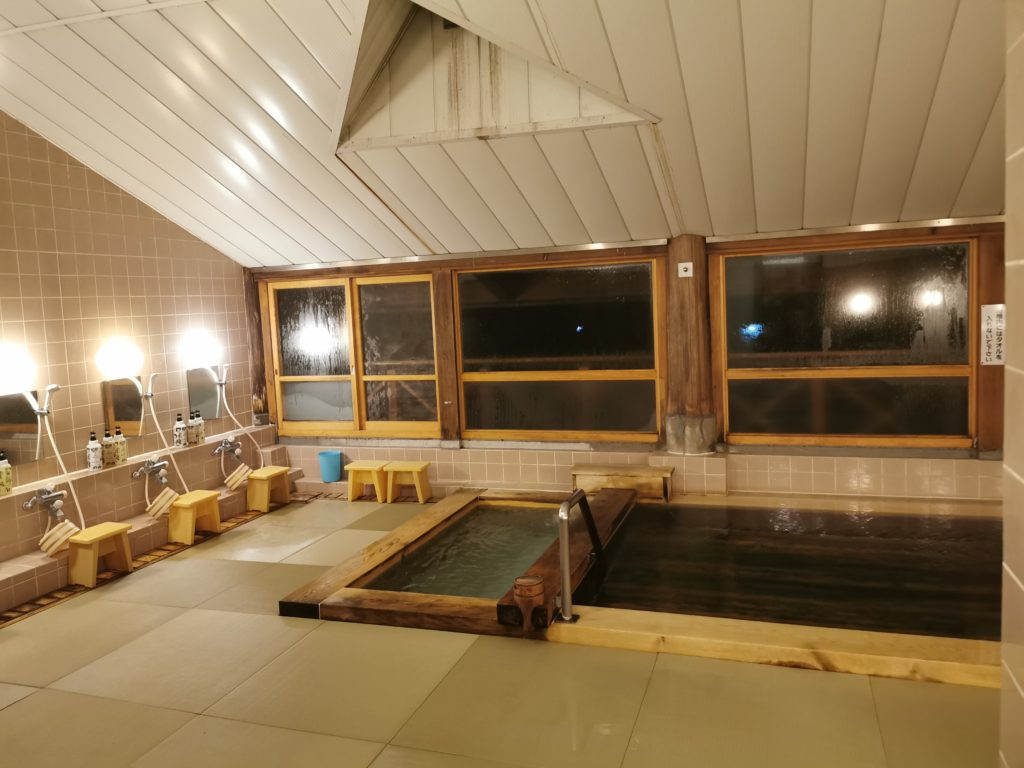 人工温泉の『黒滝の湯』